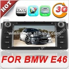 Wholesale 7'' HD Touch screen 2 din car dvd gps for BMW3(E46)(1998-2006) with 3G function optional