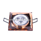 3W Crystal LED Ceiling Light 230V