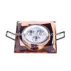 3W Crystal LED Ceiling Light 230V