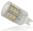 g9 led bulb smd5050 3.6w