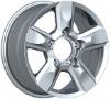 17inch silver alloy wheel