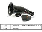 car horn SH-034 12V