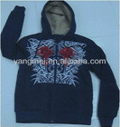 Men's fleece jacket for winter season