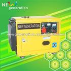 5KW air cooling diesel generator set