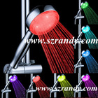 Temperature Sensitive Multi-color gbr Handy Shower LD8008-A18