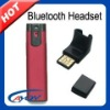 Hot!Noise Cancelling Aluminium Bluetooth Headphone BH022RD