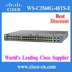Layer 3 switch cisco WS-C3560G-48TS-E