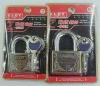 heavy duty square zinc alloy padlock