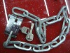 bike lock chain
