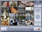 PC based NVR software, IP camera monitoring software for all Hikvision IP cameras