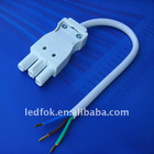 High Voltage LED Plug