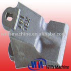 2011 OEM investment machinery iron casting