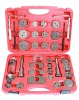 35pcs brake wind back kit set and auto repair tool