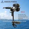 4-stroke 8HP MIHENG Gasoline outboard motor(4HP-20HP)