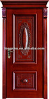 ls-E005 luxury original wood door with oak wood