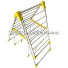 folding BUTTERFLY STYLE clothes AIRER rack