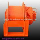 2.5T Hydraulic winch