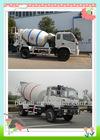 Good quality Famous Foton 4*2 continuous concrete mixer