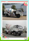 Good quality Famous Foton 4*2 continuous concrete mixer