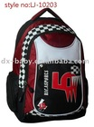 2011 latest fashion teens school bag