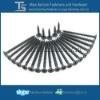 C1022 steel black phosphated drywall screw