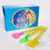 Funny plastic beach toy soap bubble pipes for IVY-W381-1