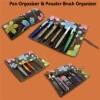 pen pouch, brush pouch,make up brush kit
