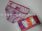 Hello Kitty children's underwear (girl's brief)