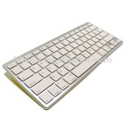 Wireless Bluetooth Keyboard for Apple Mac New iPad 2 3 iPhone 4 4S 4G Tablet PC
