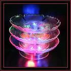 colorful light led plate
