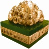 Chairman Mao jade imperial seal