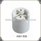 porcelana lamp holder led bulb holder ceramic lights socket lamp hodler types