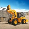 Pallet Fork Loader / 18 tons Wheel Loader for Block Handling