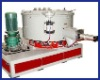 Plastic mixer machine for PVC powder