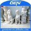 stone granite carving