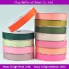 100% Polyester Double Face Satin Ribbon 153 colors