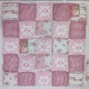 Stock 40*40cm Quilted Chair Pad