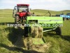 Hot Sale 25-80HP Tractor matched Square Hay Baler