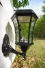 2.2W wall mounted outdoor solar light