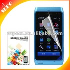 High Clear Screen Protection For Nokia N8 Pet Material From Japan