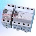 10A16A20A25A32A40amp 230/415V mcb SGL2 SERIRS Residual Current Circuit Breaker rccb