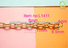 wholesale Low price bag accessories metal chain L-1411