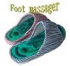2011 Cotton fabric foot Massage slipper