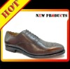 China Leather shoes men dress shoes