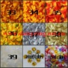 party decoration artificial wedding rose petal 40 colors available