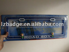 car plate frame holder