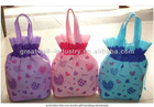 GW-FB-01promotion the non woven gift handbag wholesale