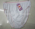Disposable male female underwear