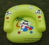 2012 high quality promotional pvc kids inflatable sofa