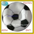 FACTORY SALE Plastic pvc air inflatable soccer chair sofa for football match teams